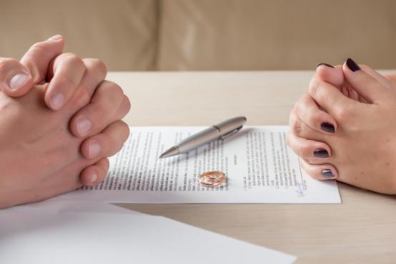 Avocat pour divorce à l'amiable